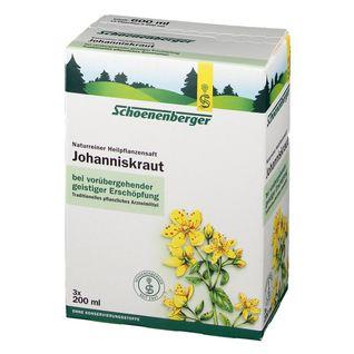 Schoenenberger® Johanniskraut