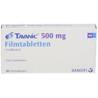Tavanic 500 mg Tabletten