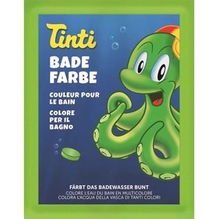 Tinti® Zauberstab + 2 Badefarben