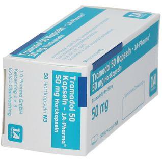 Tramadol 50 Kapseln 1a Pharma