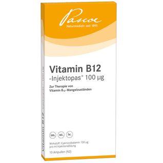 Vitamin B12-Injektopas® 100 µg