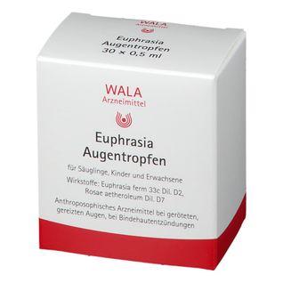 WALA® Euphrasia Augentropfen 30X0,5 ml - shop-apotheke.com