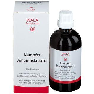 WALA® Kampfer Johanniskrautöl