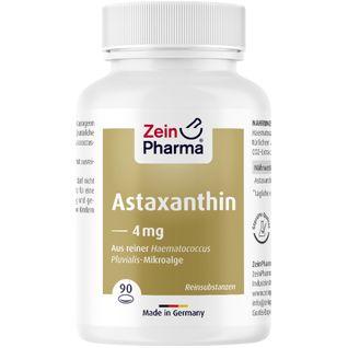ZeinPharma® Astaxanthin 4 mg