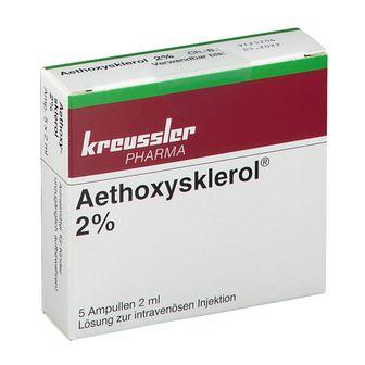 Aethoxysklerol® 2 %