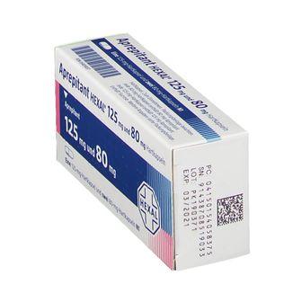 Aprepitant HEXAL® 125 mg und 80 mg