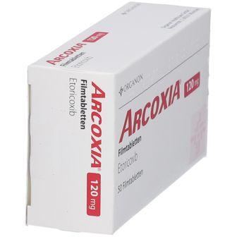 ARCOXIA 120 mg Filmtabletten