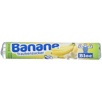 Bloc® Traubenzuckerrolle Banane
