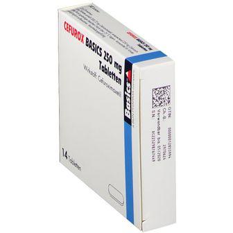 CEFUROX BASICS 250 mg