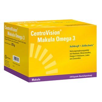 CentroVision® Makula Omega 3