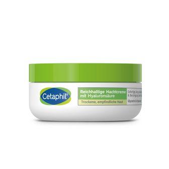 Cetaphil® Reichhaltige Nachtcreme mit Hyaluronsäure