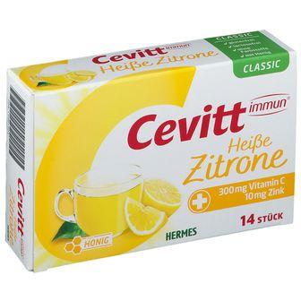 Cevitt immun® Heiße Zitrone Granulat