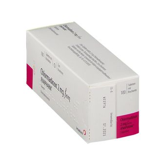 Chlormadinon 2 Mg Erfahrungsberichte