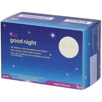 Denk good night
