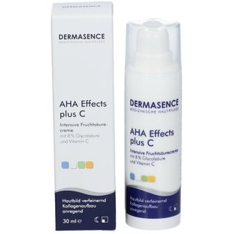 DERMASENCE AHA Effects + C Pflegecreme