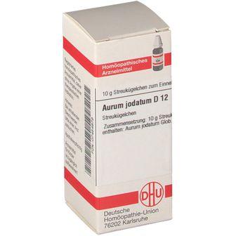 DHU Aurum Jodatum D12