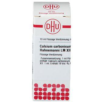 DHU Calcium Carbonicum Hahnemanni LM XII