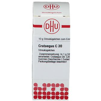 DHU Crataegus C30