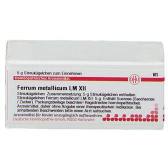 DHU Ferrum Metallicum LM XII