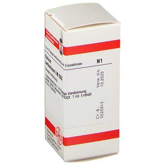 DHU Kalium Carbonicum LM XXX