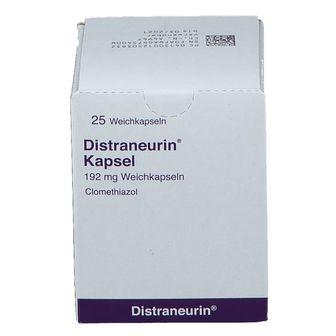 Distraneurin® Kapseln 192 mg