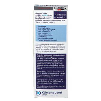 Doppelherz® system OMEGA-3 LIQUID