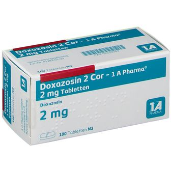 Doxazosin 2 Cor - 1 A Pharma®