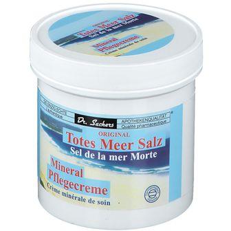Dr. Sachers ORIGINAL Totes Meer Salz Pflegecreme