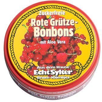 Echt Sylter Brisen-Klömbjes® Rote Grütze-Bonbons