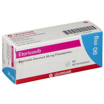 Etoricoxib Glenmark 90 mg