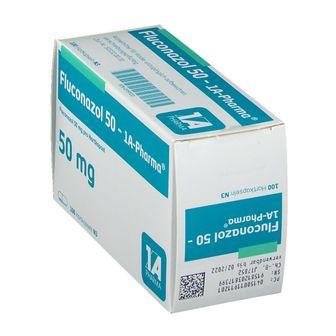 Fluconazol 50 - 1 A Pharma®