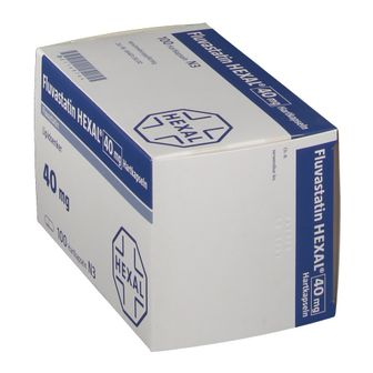 Fluvastatin HEXAL® 40 mg