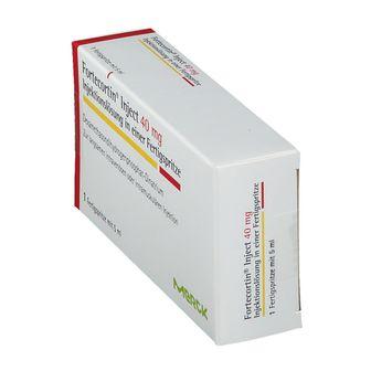 Fortecortin® Inject 40 mg Injektionslösung in einer Fertigspritze