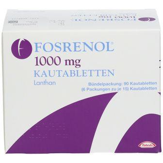 Fosrenol® 1000 mg