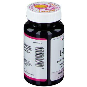 GALL PHARMA L-Tyrosin 500 mg GPH Kapseln