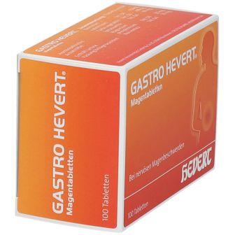 GASTRO-HEVERT® Magentabletten