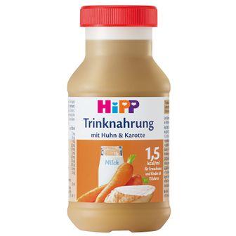 HiPP Trinknahrung Huhn & Karotte