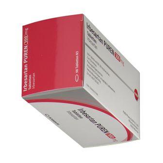Irbesartan PUREN 300 mg