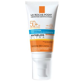La Roche Posay Anthelios Ultra BB Creme LSF50+ + 10 ml La Roche Posay Hyalu B5 Serum-Konzentrat GRATIS