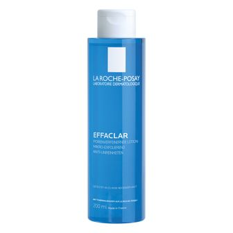 La Roche Posay EFFACLAR LOTION + 100 ml La Roche Posay reinigendes Handgel GRATIS