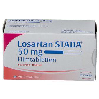 Losartan STADA® 50 mg