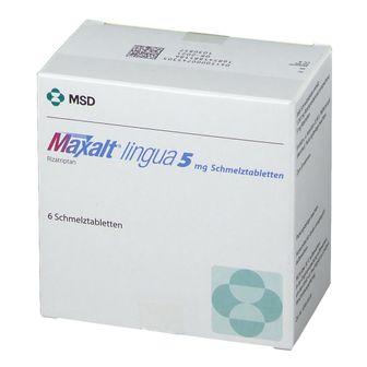 Maxalt® lingua 5 mg