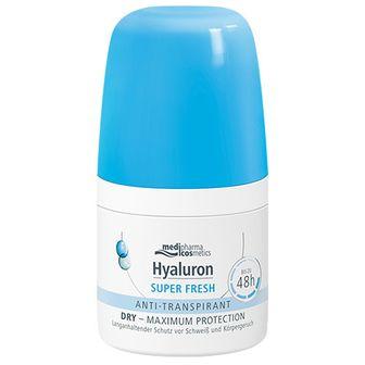 medipharma cosmetics Hyaluron Super Fresh Deo Roll-On