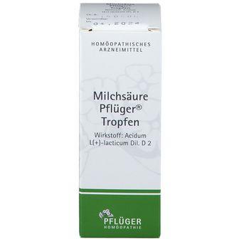 Milchsäure Pflüger® Tropfen