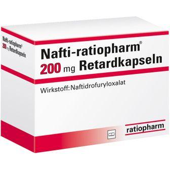 Nafti-ratiopharm® 200 mg