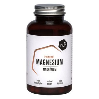 nu3 Premium Magnesium, vegan