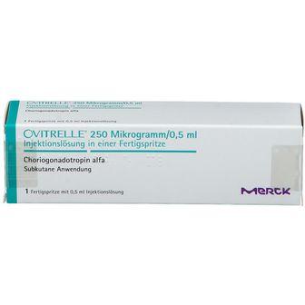 OVITRELLE® 250 µg