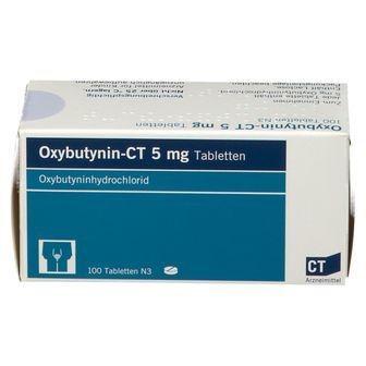 Oxybutynin-CT 5 mg