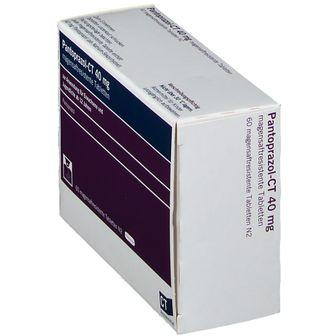 PANTOPRAZOL-CT 20 mg