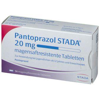 Pantoprazol STADA® 20 mg
